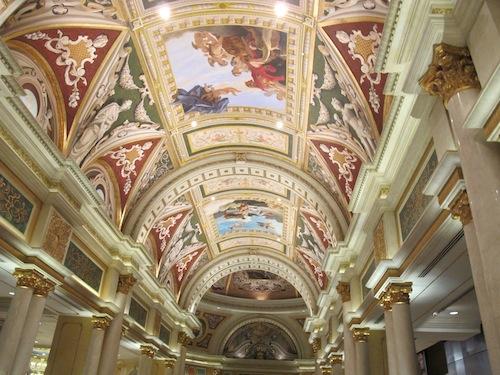 Plafond Venetian