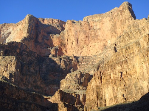 Grand Canyon atterissage 2