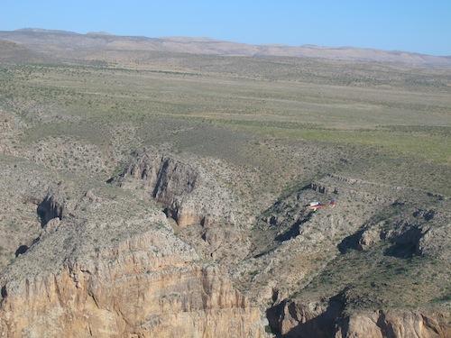Grand Canyon autre hélico