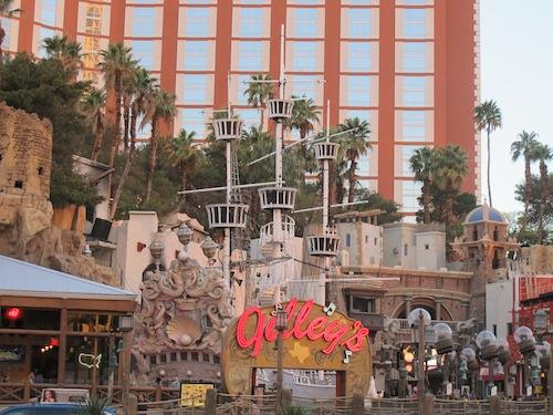 Gilley's Strip Las Vegas
