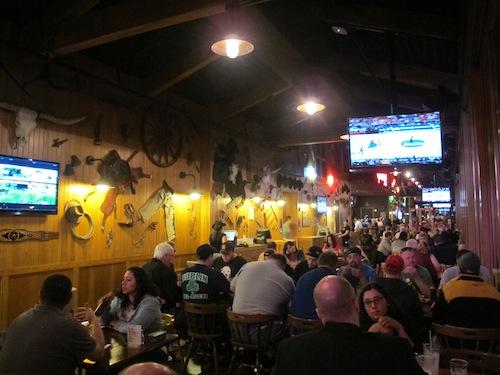 salle restaurant Gilley's