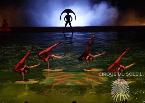 meilleur spectacle cirque du soleil
