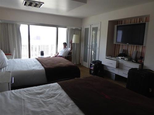 Chambre Flamingo Las Vegas