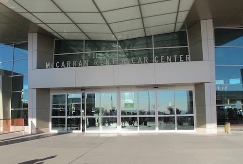 Mc Carran rent-a-car center