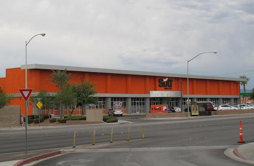 Sixt Mc Carran Center