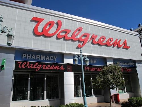 Walgreens Strip Las Vegas
