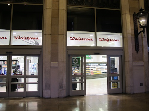 Wallgreens Palazzo