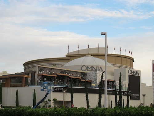 Omnia Caesars Palace