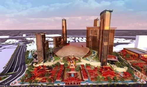 Projet ResortsWorldVegas