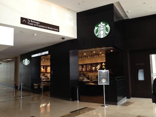 Starbucks Vdara
