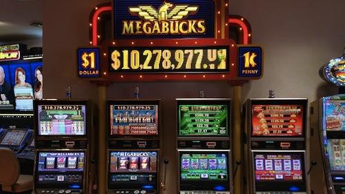 Machines à sous Las Vegas