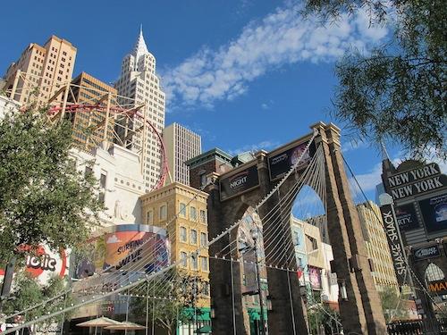 NY NY Las Vegas