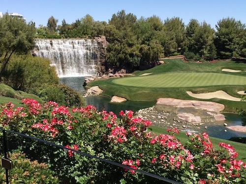 cascade golf Wynn