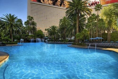 piscine mirage