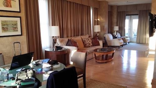 suite au NY NY