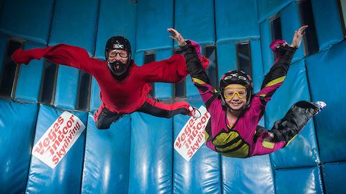 IndoorSkydiving Las Vegas
