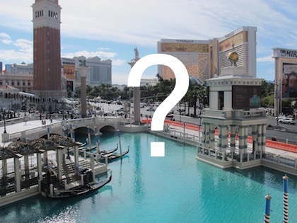 hotel préféré Las Vegas