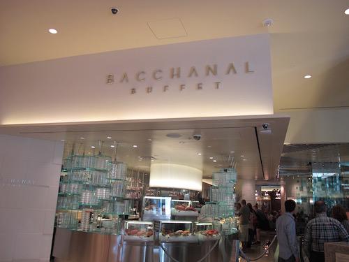 Bacchanal Buffet Las Vegas
