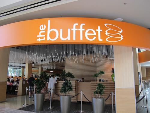 Buffet Aria Las Vegas