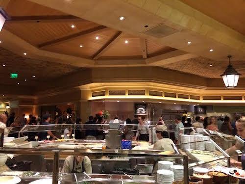 Buffet Bellagio 2