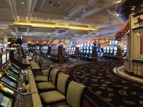 machines à sous casino Bellagio
