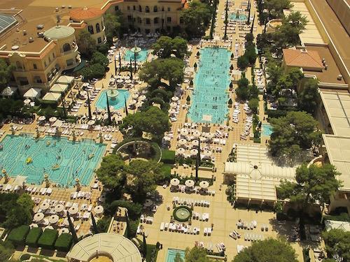 piscines Bellagio