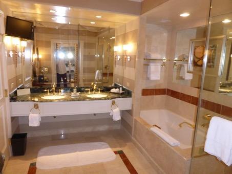 Venetian salle bain