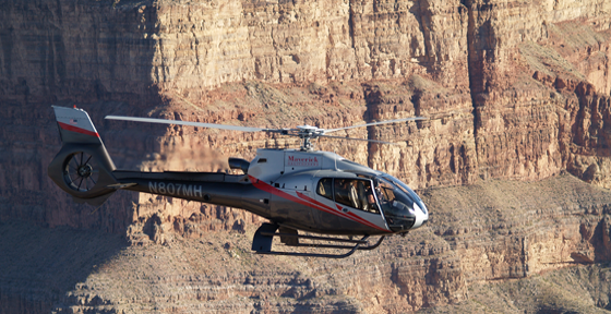 Maverick helicopter-grand-canyon