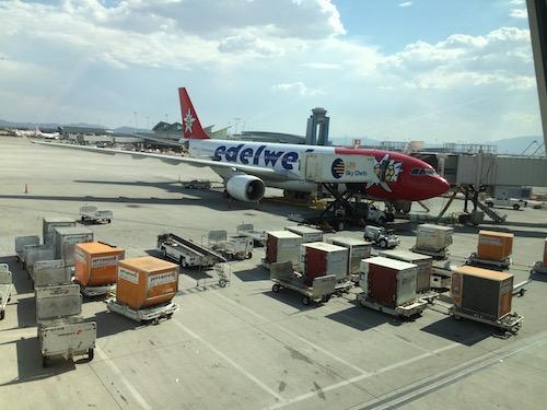 Avion EdelweissAir