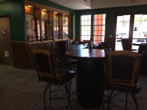 Club House Golf Page