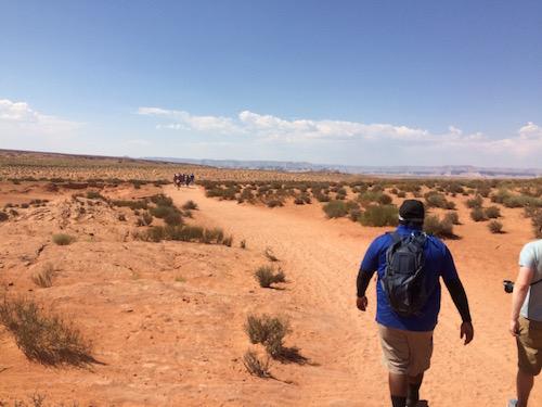 Guide Antelope Canyon