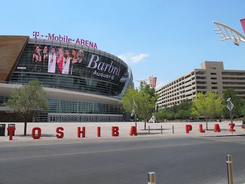 T-Mobile- Arena- LAs-Vegas