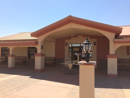 Visitor Center Antelope Canyon