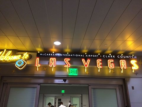 Welcome Las Vegas