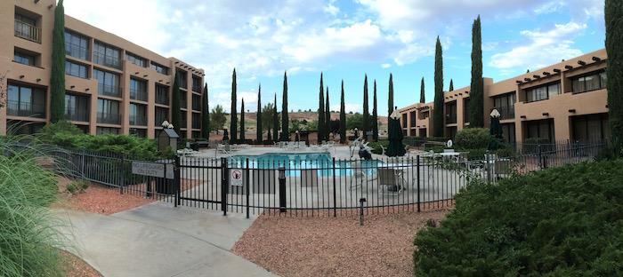 piscine Marriott Courtyard