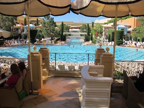 piscine Wynn