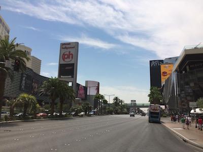 Changements Las Vegas 2016