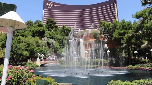 Fountains Wynn Las Vegas