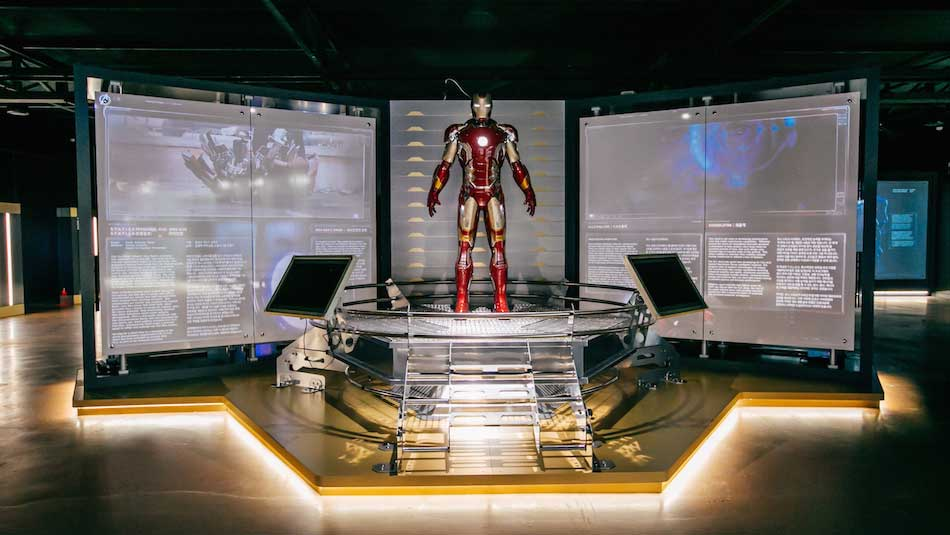 The Avengers Station Las Vegas