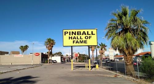 Pinball Tropicana Las Vegas