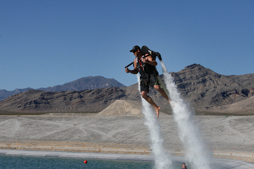 jetpack Lake Mead
