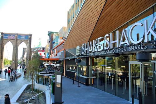Shake shack Vegas
